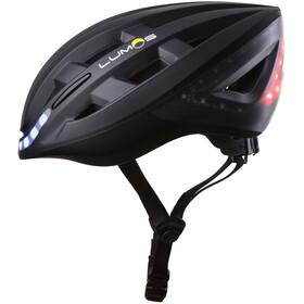 Lumos Kickstart Kask rowerowy, charcoal black